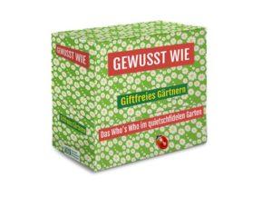 Gartenbox Giftfreies Gärtnern